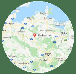 Map Evchensruh
